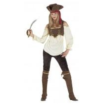 πειρατίνα καραιβικής-pirate woman of the caribbean