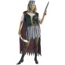 πειρατίνα-pirate woman
