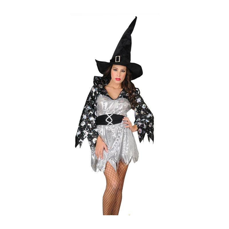 μάγισσα ασημί-witch silver