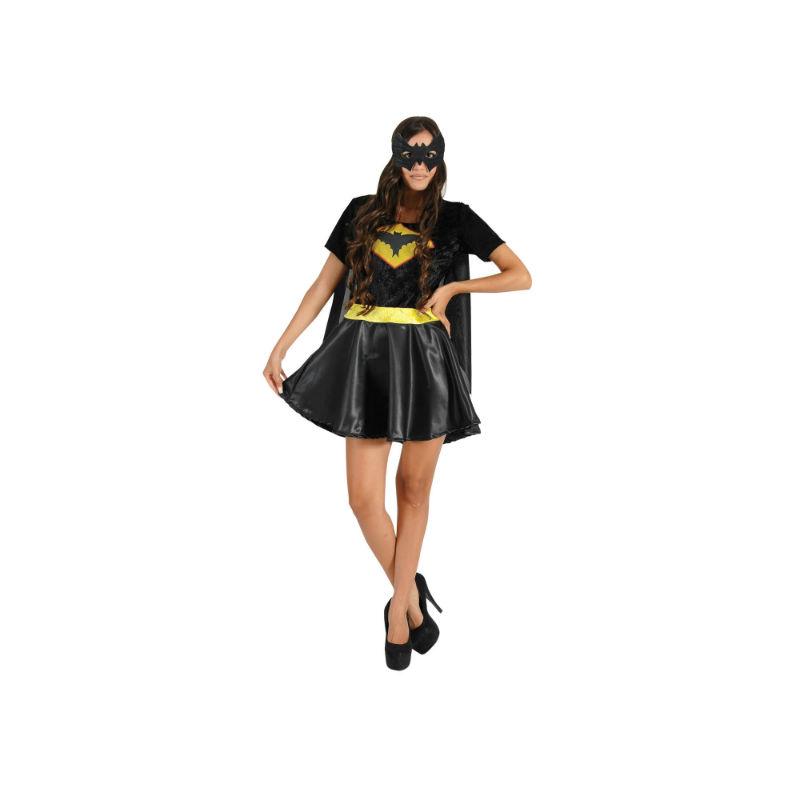 νυχτερίδα-bat woman
